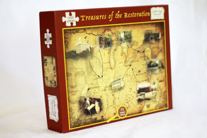 Treasures of the Restoration Jigsaw Puzzle