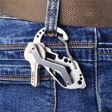 Key Ring Carabiner :: FREE for a limited time only