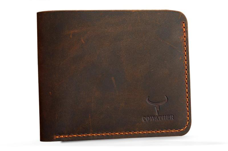 Vintage Horse Leather Wallets