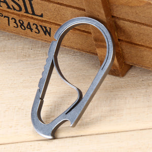 Key Ring Bottle Opener Carabiner  :: FREE for a limited time only