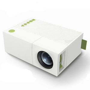 Mini Portable LED Projector For Home Theater