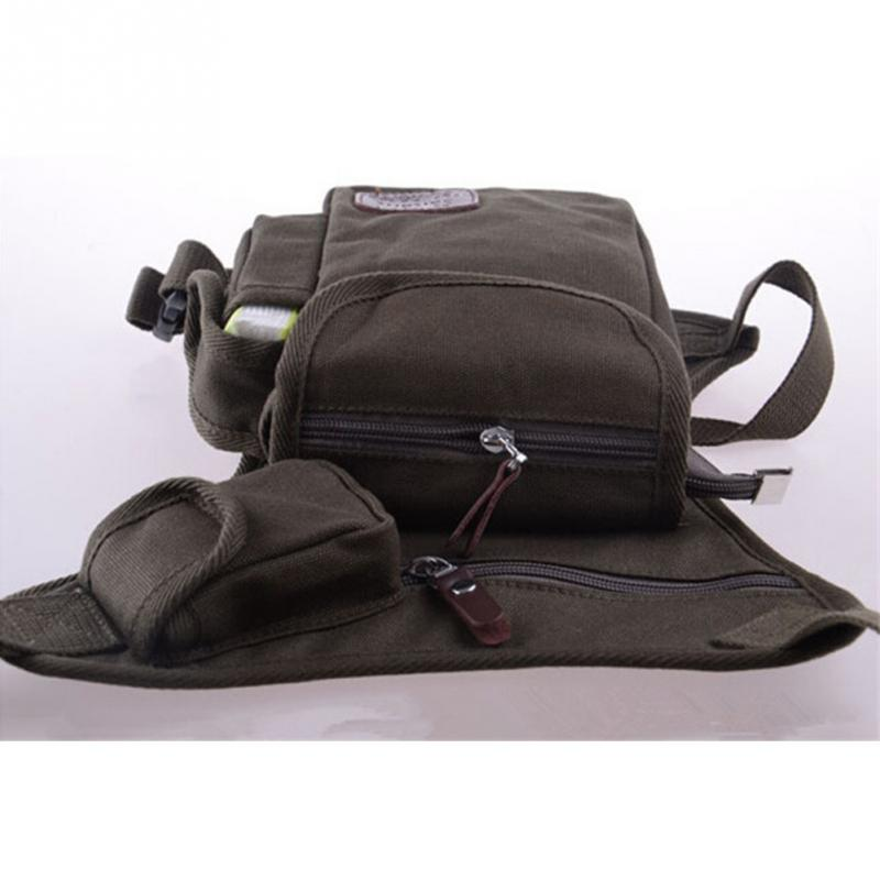 Canvas Drop Bag