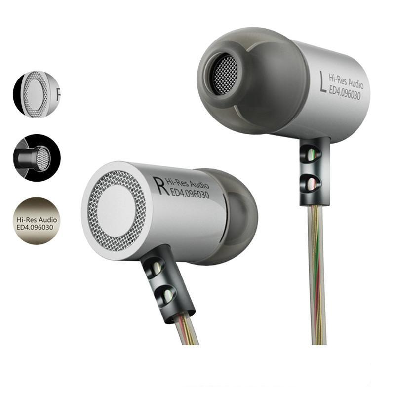 Noise Isolating Stereo Earphone
