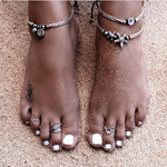 Star Fish Anklet :: FREE for a limited time only