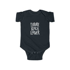 FUTURE BLACK LEADER (ONESIE)