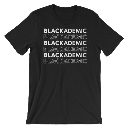 BLACKADEMIC TEE