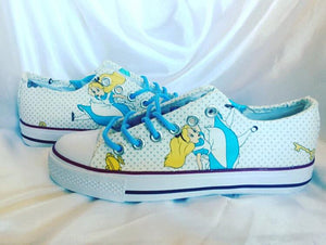 Alice in Wonderland Shoes