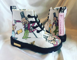Charlie and the Chocolate Factory Children's Boots