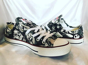 Nightmare Before Christmas Converse