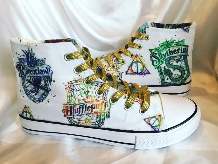 Harry Potter High Tops