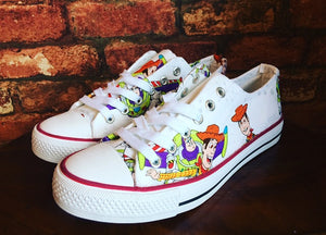 Toy Story Inspired Custom Trainers