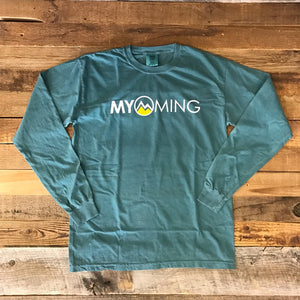 Men's Myoming Legacy Dyed Heavyweight Long Sleeve