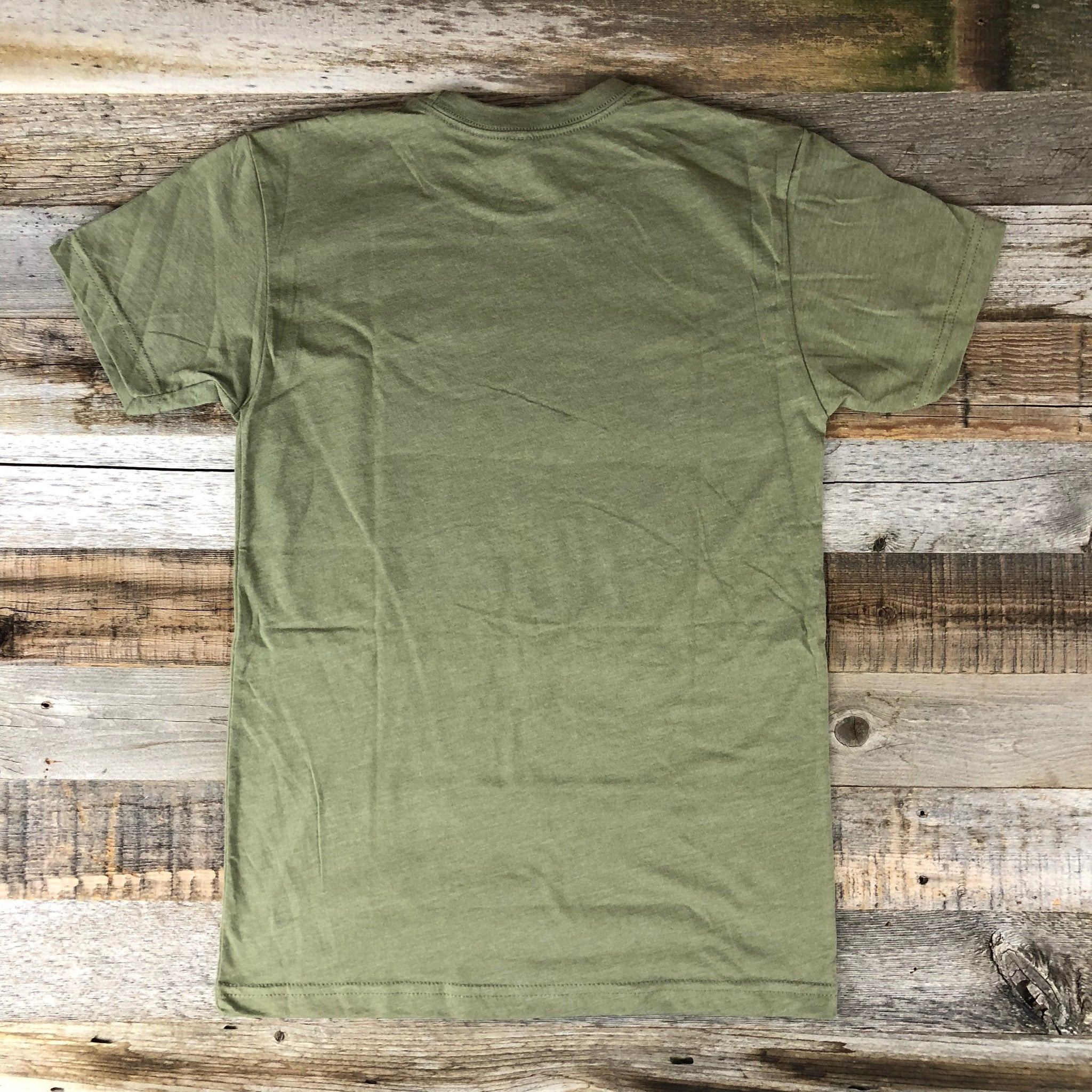 Bison Moon Reflection Tee | WyoMade Apparel | Men's