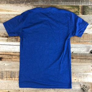 Men's The Myoming Angler- Royal Blue