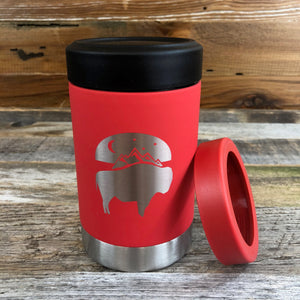Bison Moon Multi-Can | 12 oz | Red