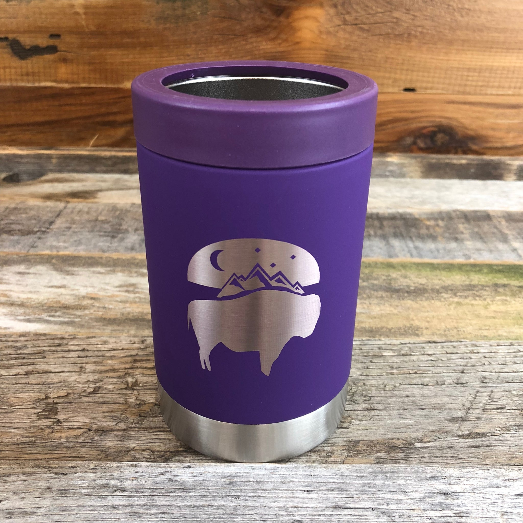 Bison Moon Multi-Can | 12 oz | Purple