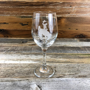 WYO Small Red Wine Glass- Steamboat