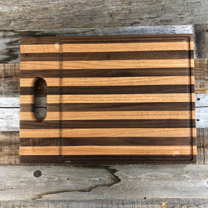 WYO Large Handle Cutting Board