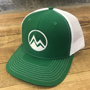 MYOMING Mountain Trucker- Kelly Green