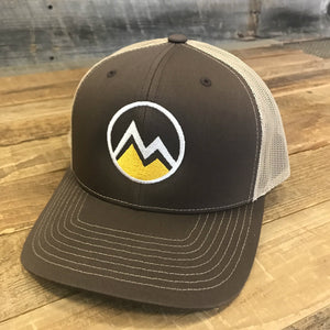 MYOMING Mountain Trucker | WyoMade Apparel | Hats