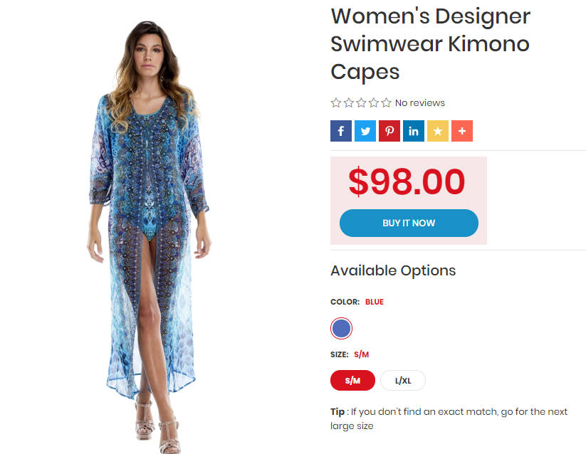 RESORT WEAR COVER-UPS