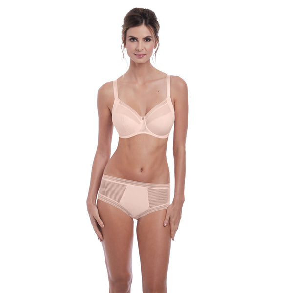 Fantasie Fusion Side Support Full Cup Blush Bra