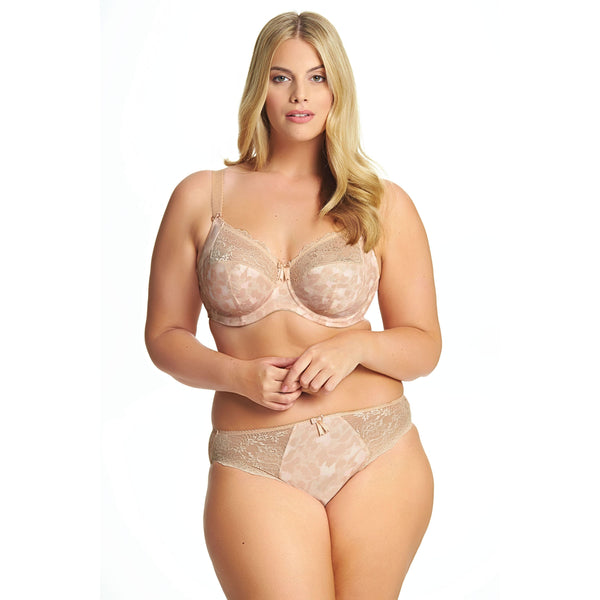 Elomi Morgan Toasted Almond Brief