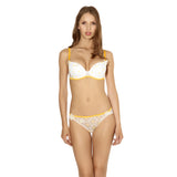 Huit8 Enchantee Bouton d'or Brief