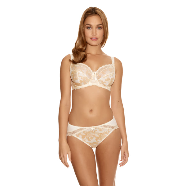 Fantasie Mae UW Side Support Champagne Bra