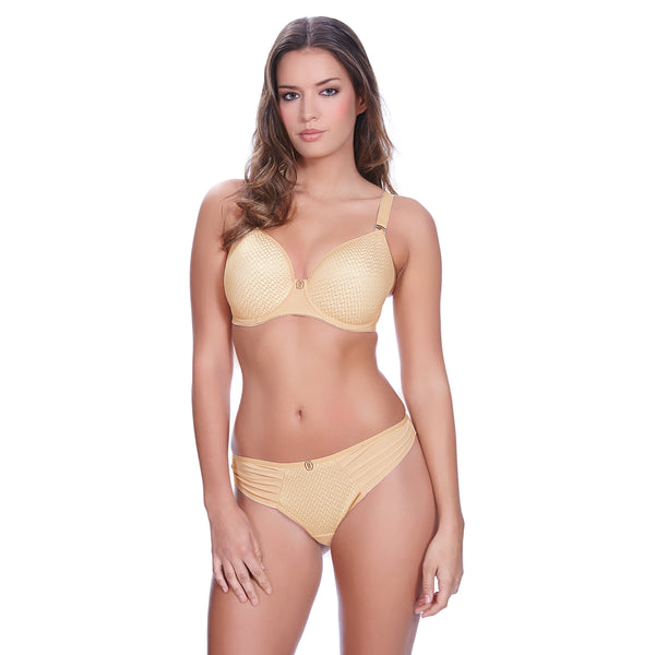 Freya Muse Spacer Moulded Sand Bra