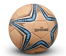 Load image into Gallery viewer, Genuine Seamless Professional Leather Soccer Ball Standard Size 5