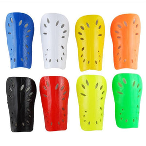 New Designed Ultra Light Cuish Plate Soft Football Shin Pads Soccer Guards Shinguard Sports Leg Protector Children WYQ