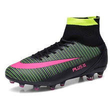Load image into Gallery viewer, Stylish Soccer Football Shoes With Ankle Fabric - FREE SHIPPING