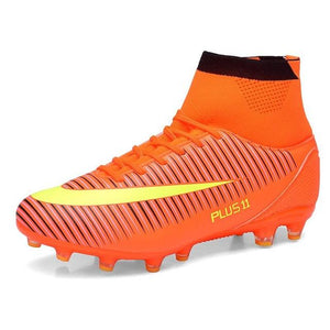Stylish Soccer Football Shoes With Ankle Fabric - FREE SHIPPING