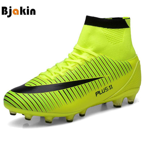 Stylish Soccer Boots With Ankle High Top - FREE SHIPPING