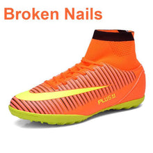 Load image into Gallery viewer, Stylish Soccer Boots With Ankle High Top - FREE SHIPPING