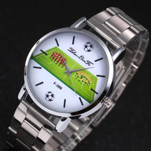 Load image into Gallery viewer, Luxury Fashion Soccer Photo Sports Watch