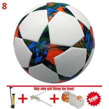 Load image into Gallery viewer, SUPERLONG 2017-2018 Champions League size 5 Football ball Professional Match Training Soccer Ball PU Seamless soccer