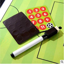 Load image into Gallery viewer, Magnetic Football Soccer Coaching Training Board
