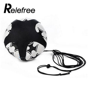 Soccer Ball Juggle Bags Children Auxiliary Circling Belt Kids Football Training Equipment Kick Solo Soccer Trainer Football Kick