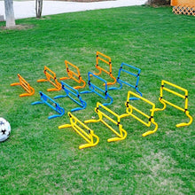 Load image into Gallery viewer, Lightweight Soccer Hurdle Training Equipment