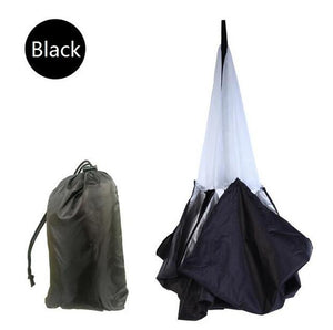Adjustable 1.3m Long Speed Training Resistance Parachute