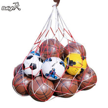 Load image into Gallery viewer, Portable Sports Soccer Carry Bag for 10 Balls