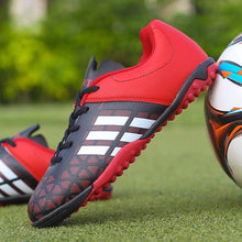 Load image into Gallery viewer, NEW Football Soccer Boots Soccer For Kids - FREE SHIPPING