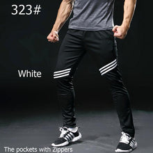 Load image into Gallery viewer, Winter Soccer Pants Slim Jersey Sport Jogging Pants professional Football Training Running Pants Tracksuit Trousers Leg Pants