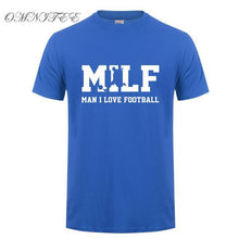 Load image into Gallery viewer, Fashionable MILF Cotton T Shirt Men Short Sleeve