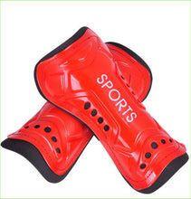 Load image into Gallery viewer, 1 Pair Soccer Shin Guards For Adults Or Kids - FREE SHIPPING