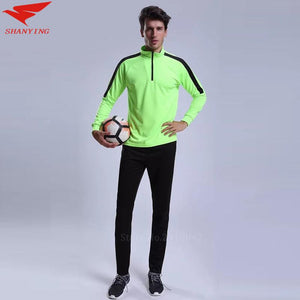 voetbal tenue kids 2017 maillot football training suit survetement football 2017 mens soccer tracksuit football sweat pants