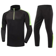Load image into Gallery viewer, voetbal tenue kids 2017 maillot football training suit survetement football 2017 mens soccer tracksuit football sweat pants