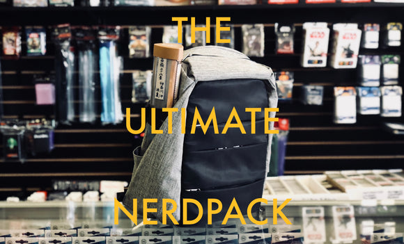 The Ultimate Nerdpack